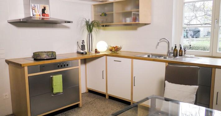 Küche Freiräume Chantal Worré-Neff